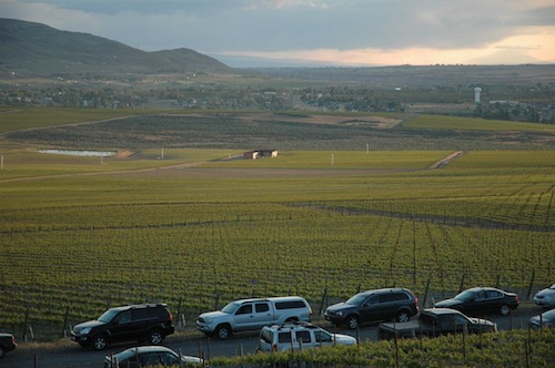 Vintners in the Vineyard will be Saturday, June 6 at Col Solare on Red Mountain.