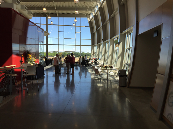 Washington State University Tri-Cities unveils the Ste. Michelle Wine Estates Wine Science Center on Thursday, June 4, 2015 in Richland, Wash. (Photo by Eric Degerman/Great Northwest Wine)