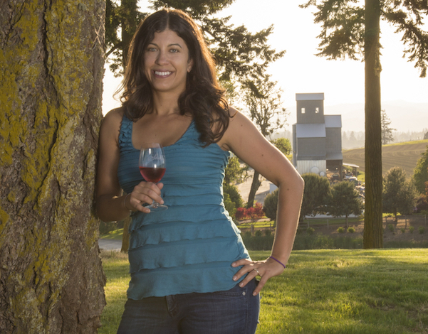 Melissa Burr has been the head winemaker for Stoller Family Estate since 2003.