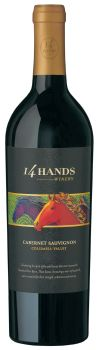 14 Hands Winery-2013-Cabernet Sauvignon