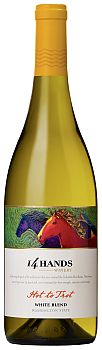 14 Hands Winery-2013-Hot to Trot White Blend