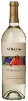 14 Hands Winery-2014-Sauvignon Blanc Bottle
