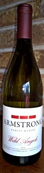 Armstrong Family Winery-2014-Wild Angels Bottle