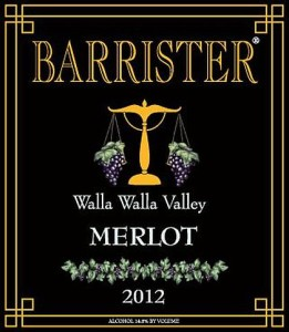 Barrister Winery-2012-Merlot
