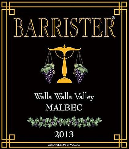 Barrister Winery-2013-Malbec