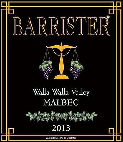 Barrister Winery-2013-Malbec