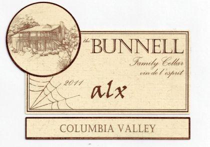 Bunnell Family Cellar-2011-Alx Syrah