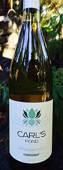 Carls-Pond-Winery-Chardonnay-Rattlesnake Hills-2012-Bottle