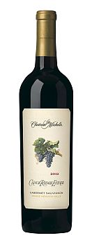 Chateau Ste. Michelle-2012-Canoe Ridge Estate Cabernet Sauvignon Bottle
