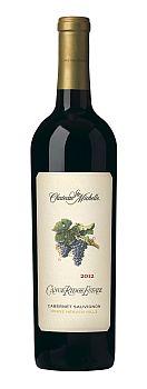 Chateau Ste. Michelle-2012-Canoe Ridge Estate Cabernet Sauvignon Bottle