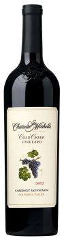 Chateau Ste. Michelle-2012-Cold Creek Vineyard Cabernet Sauvignon Bottle