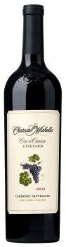 Chateau Ste. Michelle-2012-Cold Creek Vineyard Cabernet Sauvignon Bottle