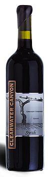 Clearwater Canyon Cellars-2013-Umiker Vineyard Syrah