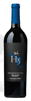 Columbia Crest-2012-H3 Les Chevaux Bottle