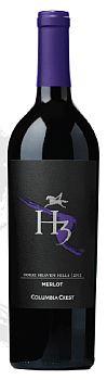 Columbia Crest-2012-H3 Merlot Bottle