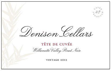 Denison-Cellars-2012-Tête-de-Cuvée-Pinot-Noir