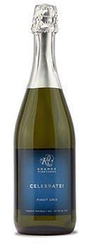 Kramer Vineyards-2013-Celebrate Pinot Gris Bottle