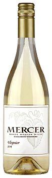 Mercer Estates-2014-Culloden Vineyard Viognier Bottle