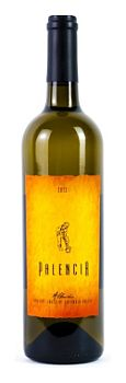 Palencia Winery-2014-Albariño Bottle