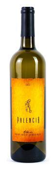 Palencia Winery-2014-Albariño Bottle