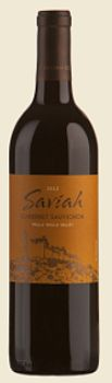 Saviah Cellars-2012-Cabernet Sauvignon Bottle