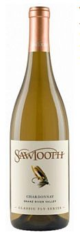 Sawtooth Winery-2012-Classic Fly Series Chardonnay