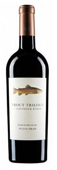 Sawtooth Winery-2012-Trout Trilogy Petite Sirah