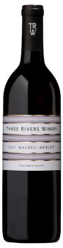 Three Rivers Winery-2012-Malbec-Merlot