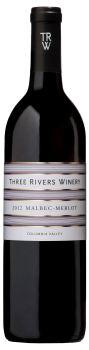 Three Rivers Winery-2012-Malbec-Merlot