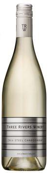 Three Rivers Winery-2014-Steel Chardonnay