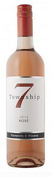 Township 7 Vineyards & Winery-2014-Rosé