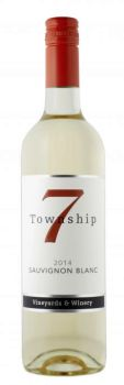 Township 7 Vineyards & Winery-2014-Sauvignon Blanc