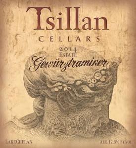 Tsillan Cellars-2014-Gewürztraminer
