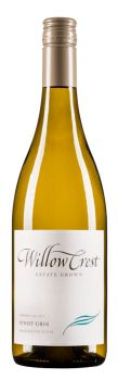 Willow Crest Winery-2014-Pinot Gris Bottle