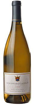 Woodward Canyon Winery-2014-Estate Sauvignon Blanc Bottle