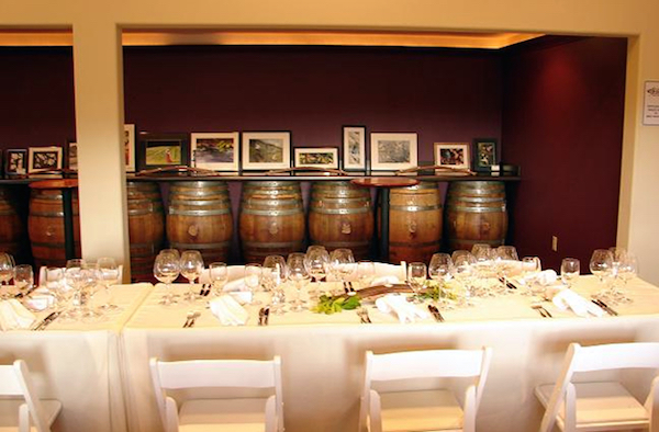 AgriVino Event Center in Carlton, Ore., operates as dining room this summer and fall on Fridays, Saturdays and Sundays.