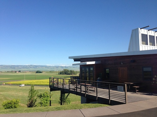 Jean-François Pellet is the head winemaker for Amavi Cellars in Walla Walla, Washington.