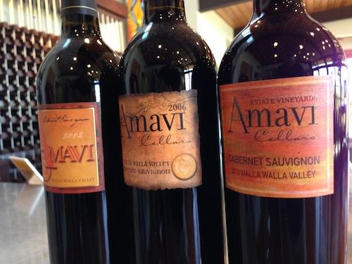 Amavi Cellars is in Washington state's Walla Walla Valley.