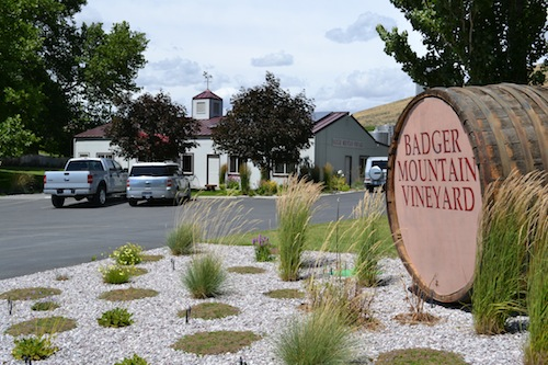 Badger Mountain Vineyard produces premium organic boxed wine.