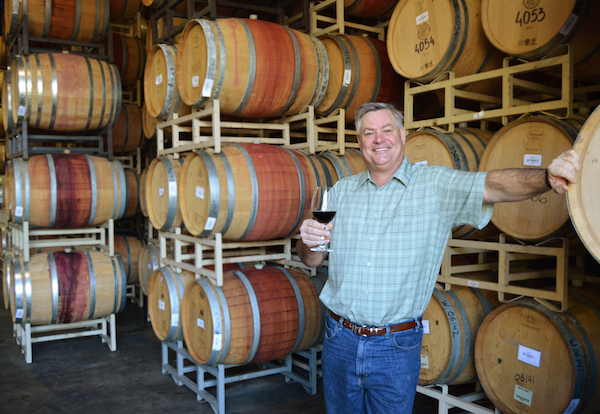 Craig Leuthold owns and operates award-winning Maryhill Winery in Goldendale, Wash., with his wife, Vicki.