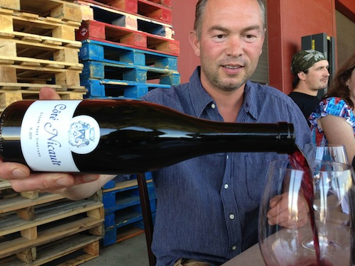 Gilles Nicault of Long Shadows Vintners