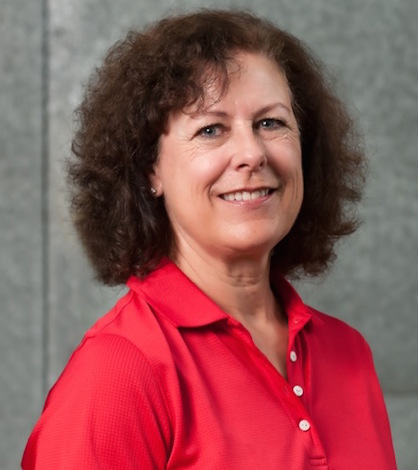 Laura Naumes, a graduate of Oregon State University's business school, is vice president of Naumes, Inc., in Medford, Ore.