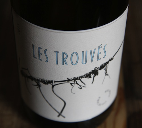 Les Trouvés is made by Avennia winery in Woodinville, Washington.