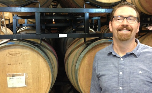 Louis Skinner has worked for DeLille Cellar and Betz Family Winery.