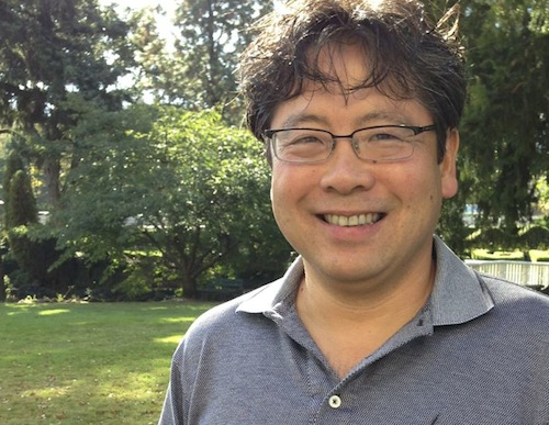Mark Tagaki is a wine buyer for Metropolitan Markets in the Seattle area. (Photo by Andy Perdue/Great Northwest Wine)
