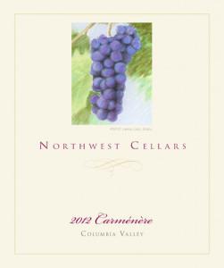 northwest-cellars-carmenere-2012-label
