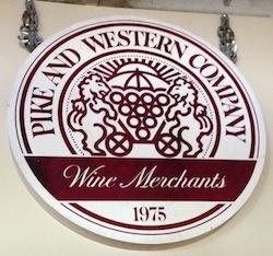 Pike & Western Wine Shop, Seattle, Michael Teer