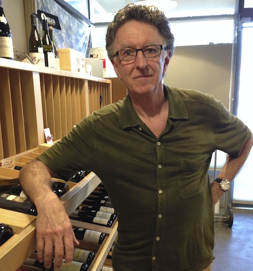 Michael Teer owns Pike & Western Wine Shop in Seattle's Pike Place Market.