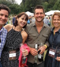 smwe alum 2014 picnic barrel auction feature 120x134 - Auction of Washington Wines lines up winemakers, chefs