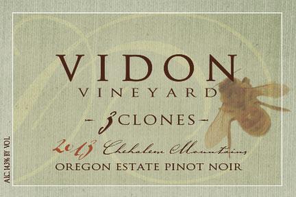 vidon-vineyard-3-clones-estate-pinot-noir-2013-label